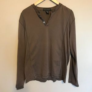 Banana Republic long sleeve shirt